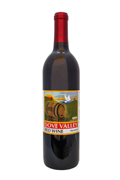 Dove Valley Red Wine - Dove Valley Winery - Rising Sun, MD
