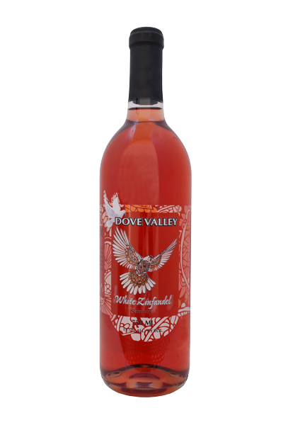 White Zinfandel - Dove Valley Winery - Rising Sun, MD
